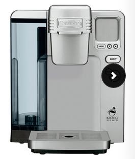 Cuisinart 单杯胶囊饮料机 翻新机
