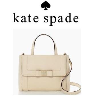 Kate Spade 官网亲友特卖会:全场商品可享25% OFF 优惠