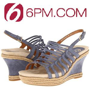 6pm:精选品牌男女款鞋子高达65% OFF