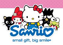 Sanrio: 任意订单满$30免费获得Hellokitty公仔
