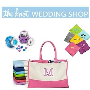 The Knot Wedding Shop: 清仓商品额外50% OFF