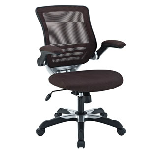 Edge Office Chair in Brown