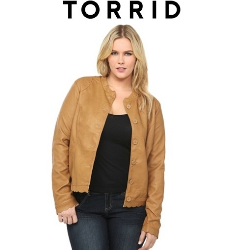 Torrid: Buy One, Get One 50% OFF All Clearance + $25 OFF $100