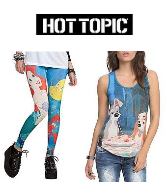 Hot Topic: 25% OFF Regular Price Items