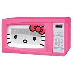 Hello Kitty微波炉烤箱