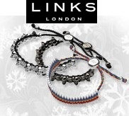 Links of London: 25% OFF Friendship Bracelets