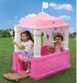 Step2 公主城堡玩具屋