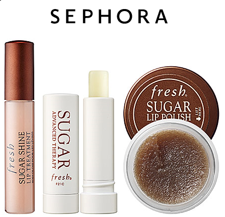 Sephora: Free Deluxe Fresh Gift Set with $35 Purchase