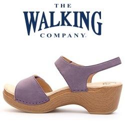 The Walking Company: 凉鞋特卖高达60% OFF