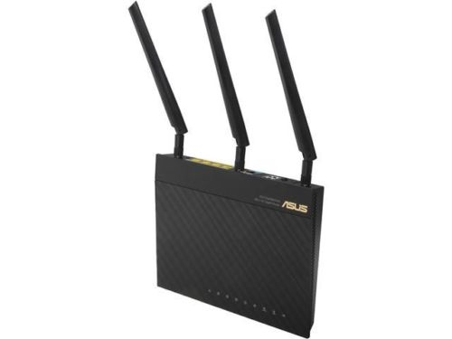 ASUS RT-AC66R Dual-Band Wireless-AC1750 Gigabit Routerv(Manufacturer refurbished)