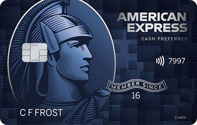 Blue Cash Preferred® Card - Earn $250 statement credit. Terms Apply.
