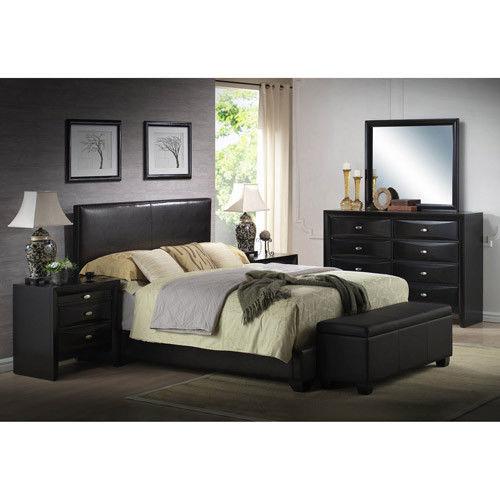 高级床头版+床 有FULL QUEEN KING三种Size选择