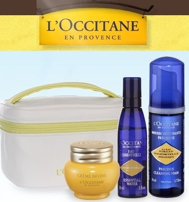 LOccitane: Free Gifts with Purchase