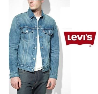 Levis 李维斯官网:时尚夹克可享20% OFF 优惠