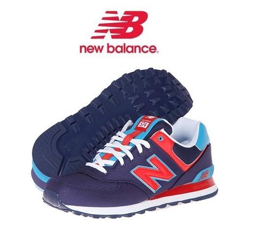 6pm: 男士 New Balance 574 折扣高达 44% OFF