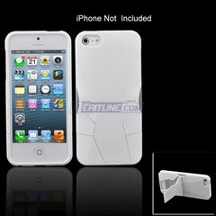 Transformers Case for Apple iPhone 5 with Stand, Nano Card Slot & Nano Card Eject Tool