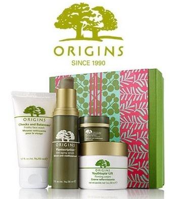 Origins: Four Value Skincare Sets (Up To 55% OFF)