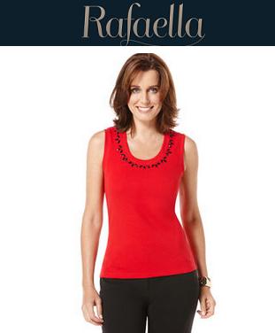Rafaella:精选女式服装低至$9.99 起