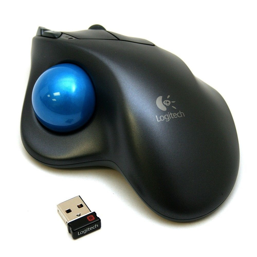 罗技M570无线鼠标 PC&MAC都可适用(原厂翻新)