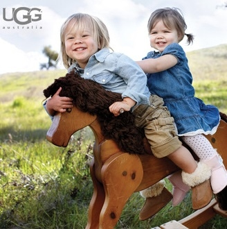 6pm: UGG Kids Shoes up to 45%OFF