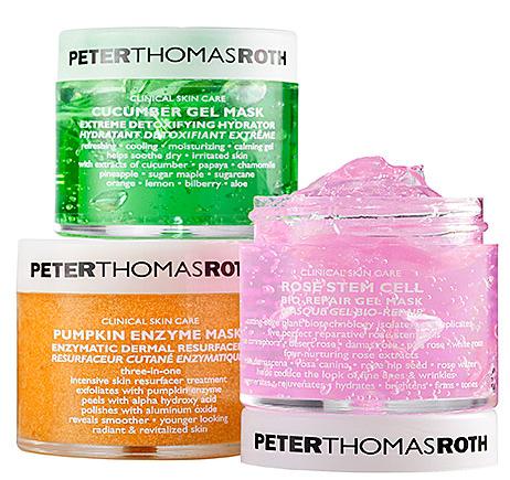 Peter Thomas Roth 明星面膜三件套