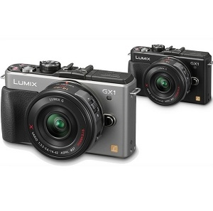Groupon 团购网:Panasonic 松下 Lumix DMC-GX1X 16MP 微单相机+14-42mm 镜头