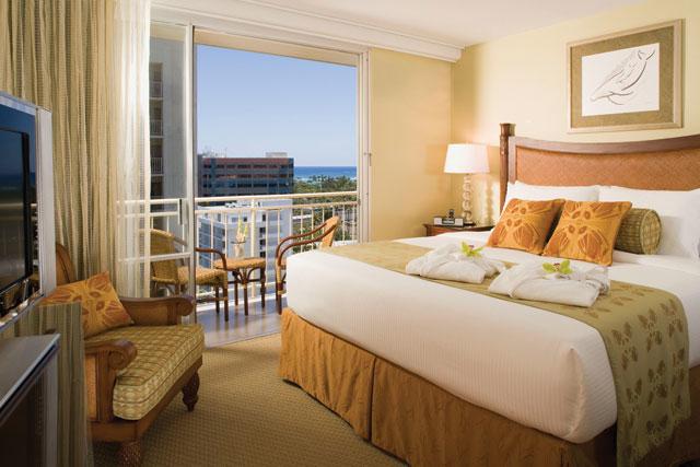 Bookit: 预订Honolulu Courtyard by Marriott Waikiki Beach酒店套餐,可享受超过60% Off优惠