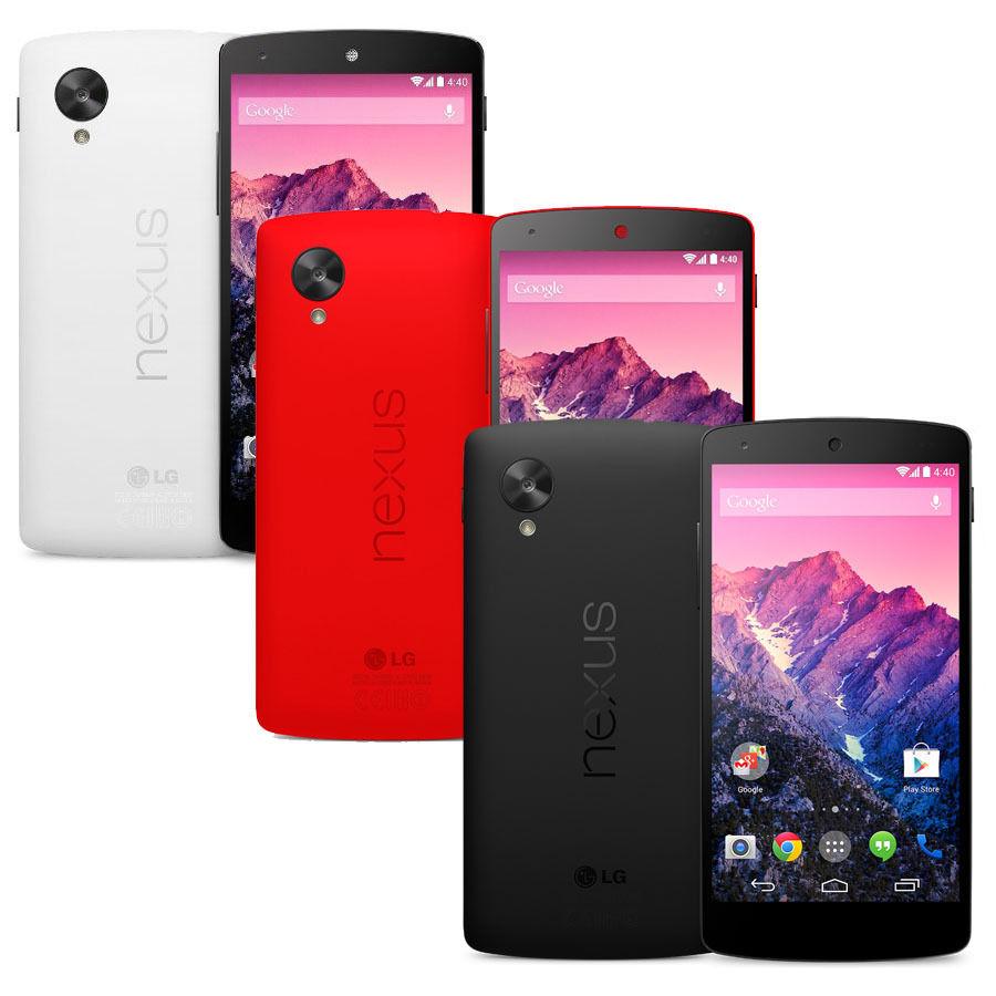 LG Nexus 5 16GB 解锁手机