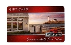 Red Lobster Gift Card 8% OFF