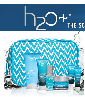 H2O Plus: Free Hydration Rescue Kit with $40 Order