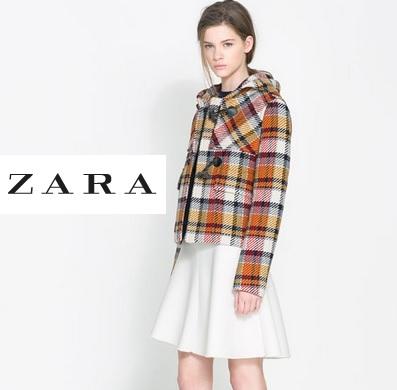 Zara:精选服饰高达50% OFF特卖