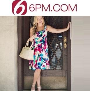 6pm: 精选夏季女裙特卖低于$50