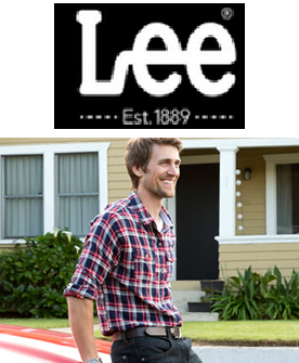 Lee Jeans: Up to 57% OFF Men's Apparel