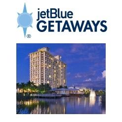 JetBlue Airways 官网:Base Airfare 机票 + 酒店旅游套餐预订可享25% OFF