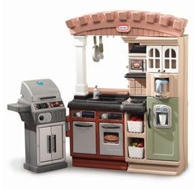 Grillin' Grand Kitchen儿童厨房玩具套装