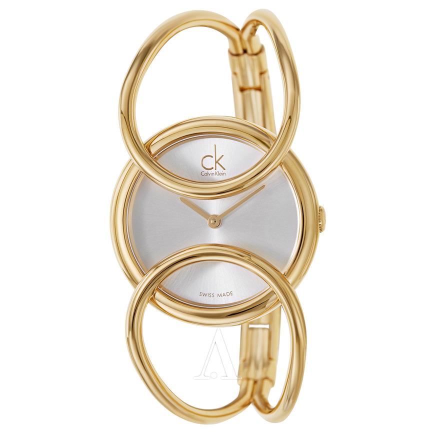 Calvin Klein Inclined 女式手表 K4C2S516