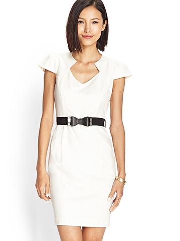 ASOS:精选精选白色美裙低至$9.8起