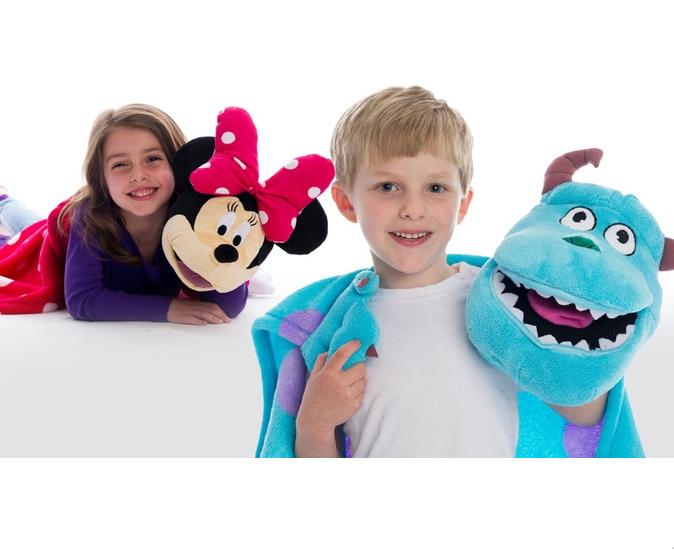 Disney迪士尼抱毯