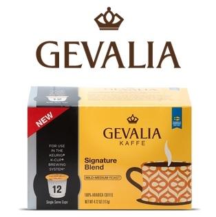 Gevalia: 5 Coffees for $20 +  FS