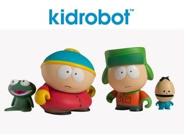 Kidrobot:劳动节特卖高达50% OFF