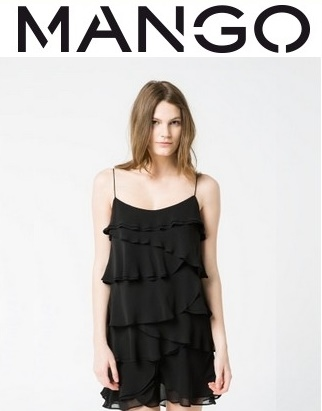 Mango: Extra 50% OFF Outlet Collection Dress Sale