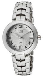 Tag Heuer Women's Link Silver Watch WAT1314.BA0956