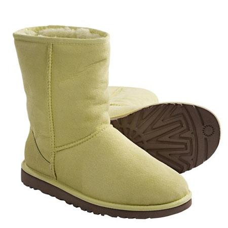 UGG女士经典款羊皮短靴号码7-11