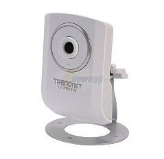TRENDnet TV-IP551W 640 x 480 MAX Resolution RJ45 无线N网络摄像头