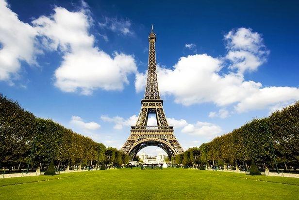 8日法国意大利深度游 - 巴黎,罗马