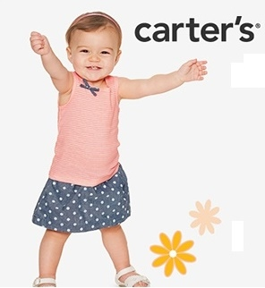 Carter's Separates B1G1 for $1 + 25% OFF