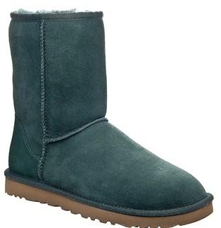UGG Australia W 经典中筒雪地靴 Pineneedle