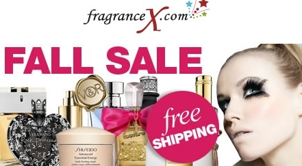 FragranceX Fall Sale: Up To 80% OFF + Extra 10% OFF $60