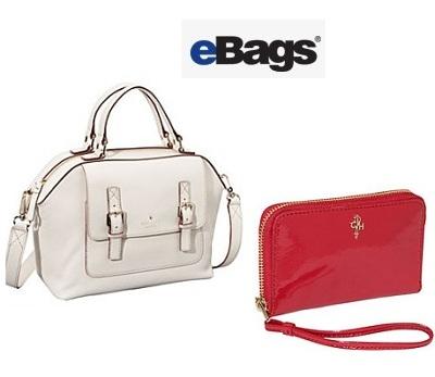 eBags 春季促销:Kate Spade,Rebecca Minkoff,Juicy Couture 等精选品牌美包特卖,折扣高达75% OFF
