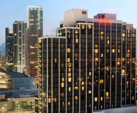 迈阿密希尔顿酒店